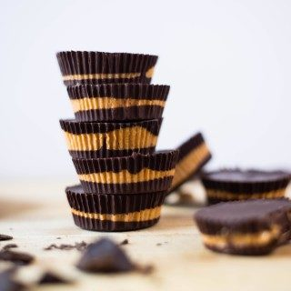 $850 Dark Chocolate Peanut Butter Cups