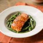Pan-Roasted Salmon Square Recipe Preview Image