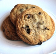 Chewy Chocolate Chip Cookies Square Recipe Preview Image