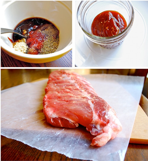 Sweet and Tangy Barbecue Ribs