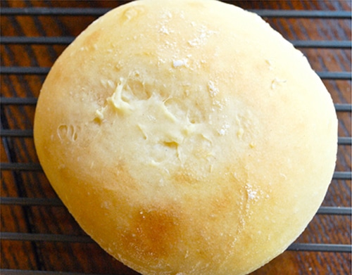 Egg Bread Buns