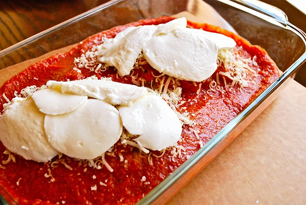 Chicken Parmesan - Ready To Bake