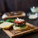 Spinach And Feta Burgers