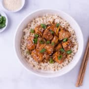 Healthy Orange Chicken | Easier Than You Think!