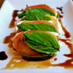 Caprese Salad Square Recipe Preview Image