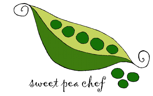 A Sweet Pea Chef