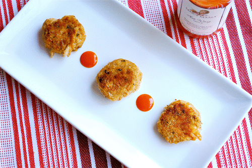 Spicy MIni Crab Cakes