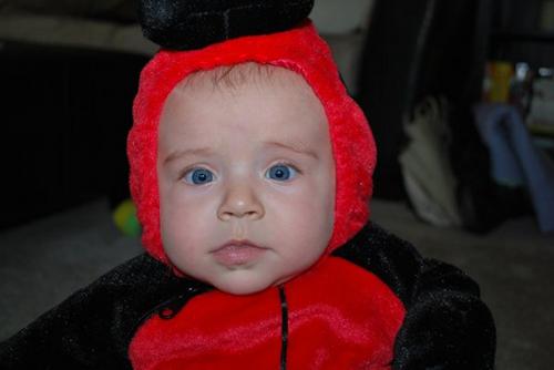 Jordan's First Halloween 2009