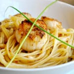 Pan-Seared Scallops Square Recipe Preview Image