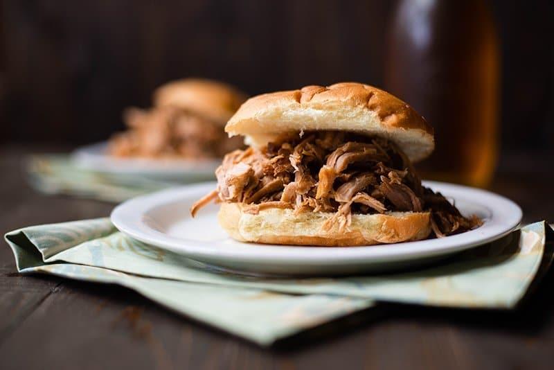 Best Crock Pot Pulled Pork Sandwiches