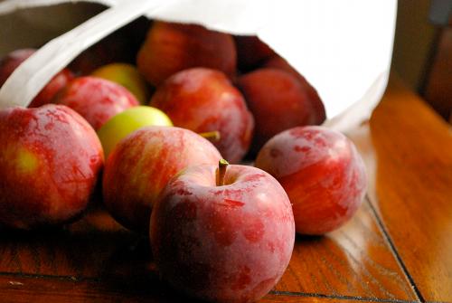 Fresh Julian Apples