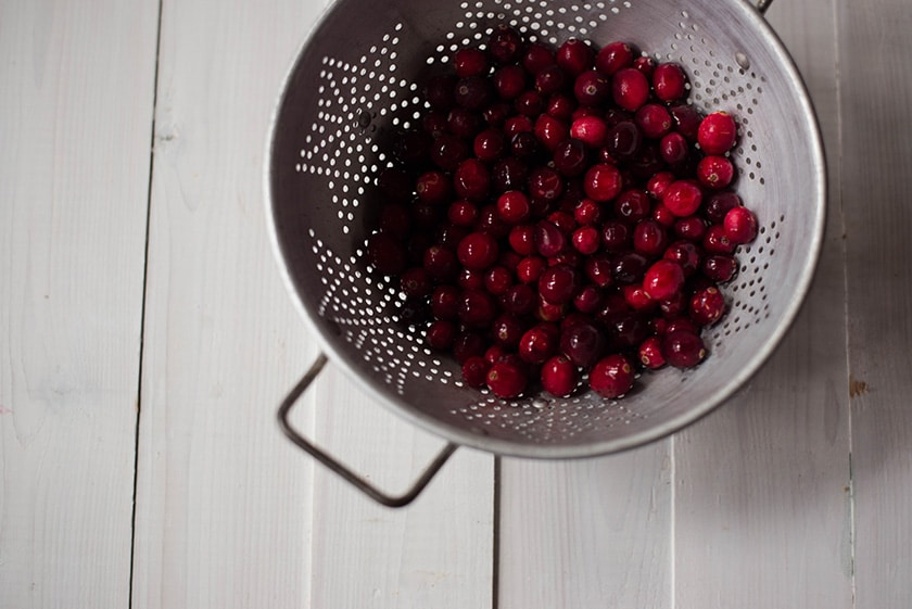 Best Homemade Cranberry Sauce - Fresh Cranberries