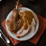 Homemade Turkey Gravy Square Recipe Preview Image