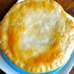 Chicken Pot Pies Square Recipe Preview Image