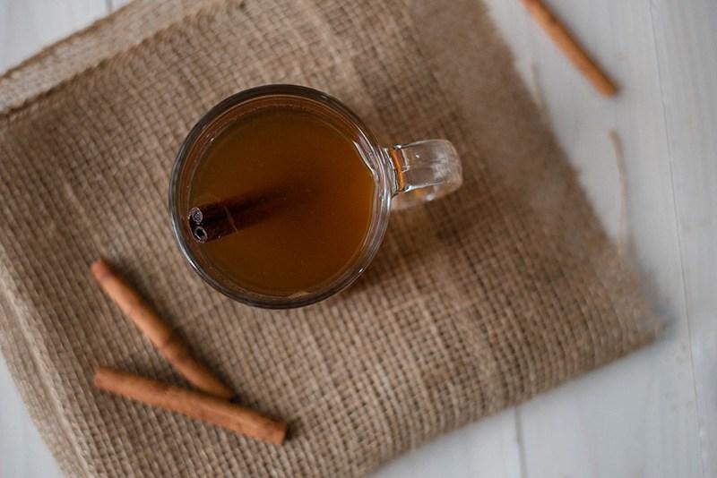 Easy Hot Apple Cider Recipe