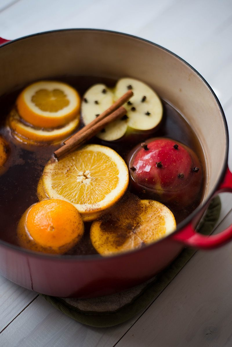 Easy Hot Apple Cider Recipe • A Sweet Pea Chef