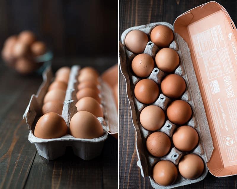 Non-Alcoholic Eggnog - Eggs