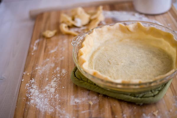 My Favorite Pie Crust Recipe