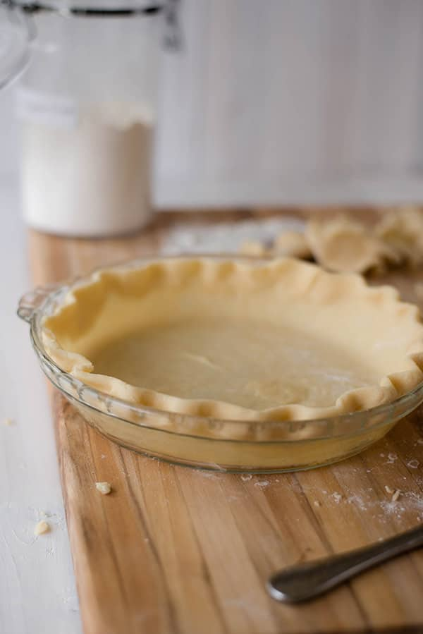 Pie Crust Recipe - Ready To Bake