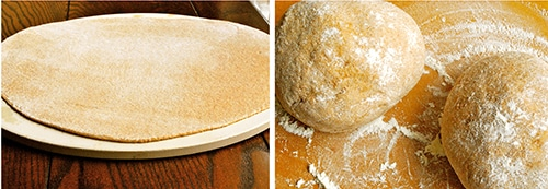 Honey Whole Wheat Pizza Dough