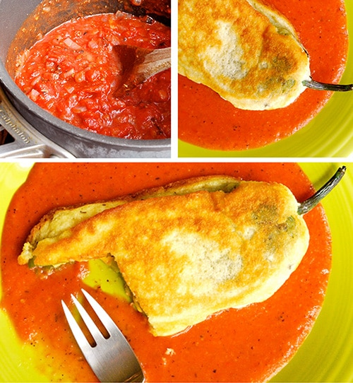 Chiles Rellenos • A Sweet Pea Chef