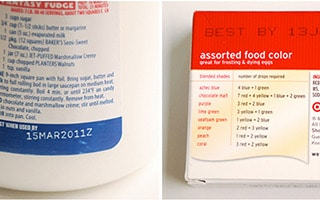 Cooking 101: Shelf Life for Pantry Items