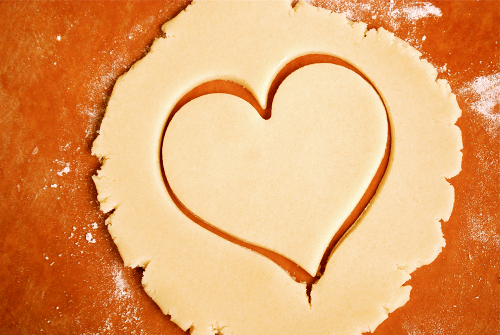 How to Make Sugar Cookies, recipe and images by Lacey Baier, a sweet pea chef