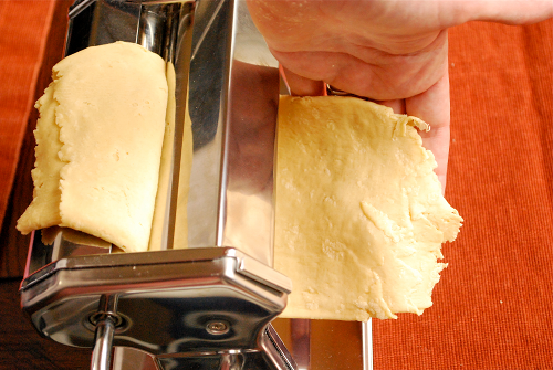 How to Make Pasta, recipe and images by Lacey Baier, a sweet pea chef