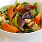 Balsamic Vinaigrette Salad Square Recipe Preview Image