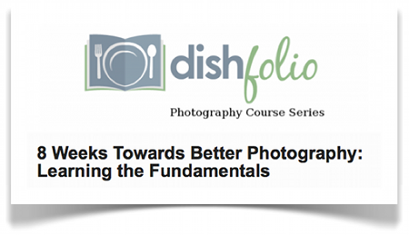 dishfolio Photo Series Course