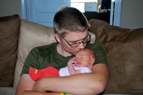 Welcome, Baby Savannah!
