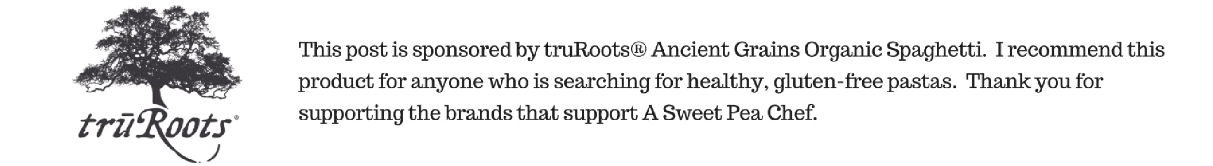 Sponsored By truRoots
