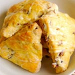 Cranberry Orange Scones Square Recipe Preview Image