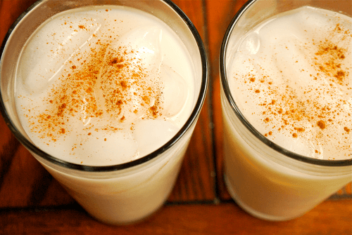 Horchata Recipe by Lacey Baier, a sweet pea chef