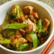 Chicken Stir Fry Square Recipe Preview Image