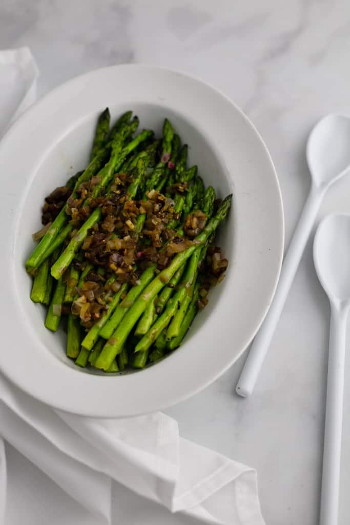 Perfect Sauteed Asparagus | And 7 Creative Ways To Season!