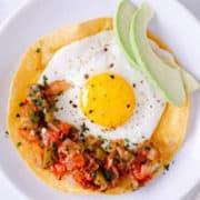 Huevos Rancheros Recipe | Full Of Flavor!