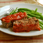 Meatloaf Square Recipe Preview Image