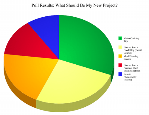 Poll Results: What Should Be My New Project?