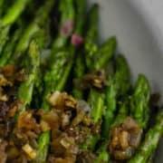 Sauteed Asparagus | And 7 Creative Ways To Season!