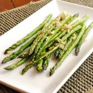 Sautéed Asparagus Square Recipe Preview Image