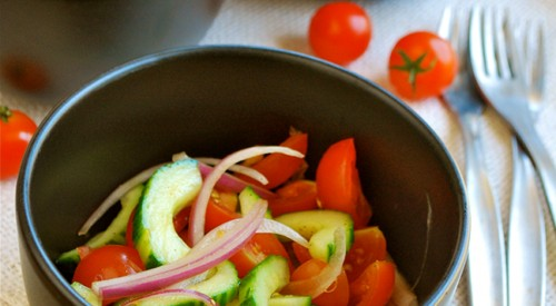 Cherry-Tomato-and-Cucumber-Salad