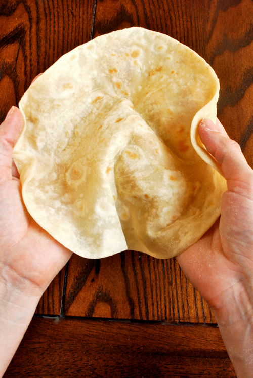 Homemade Tortillas A Sweet Pea Chef