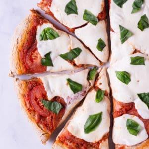 Best Homemade Margherita Pizza