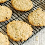 Oatmeal Raisin Cookie Square Recipe Preview Image