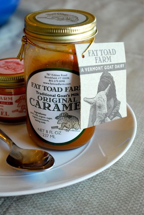 Fat Toad Farm Caramel