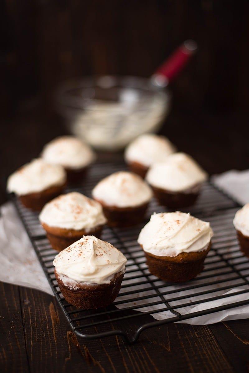 Pumpkin Spice Muffin Recipe