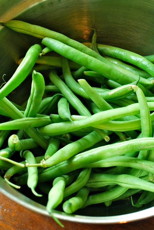 Southern Green Beans recipe by Lacey Baier, a sweet pea chef