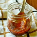 Sweet BBQ Sauce Square Recipe Preview Image