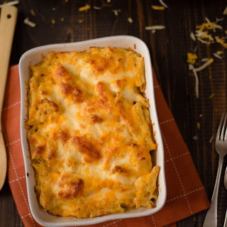 Baked Mac 'n Cheese